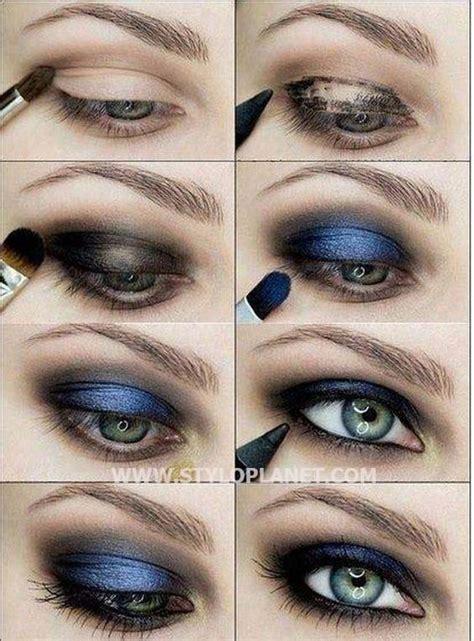 smokey eyes makeup   complete tutorial stylo planet