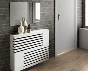 les 25 meilleures idees de la categorie cache radiateur With idee couleur escalier bois 17 un meuble de salle de bain diy machinchoz