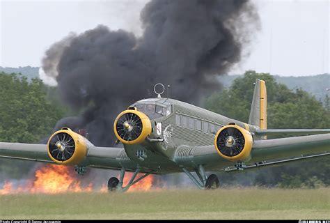 Asisbiz Airworthy Junkers Ju 52 Warbird CASA C 352L N352JU ...