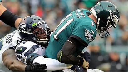 Seahawks Eagles 49ers Ansah Playoff Vs Philadelphia