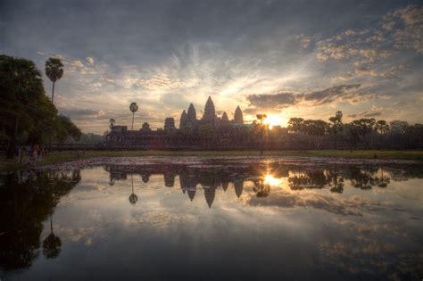 Angkor Wat At Sunrise Pics