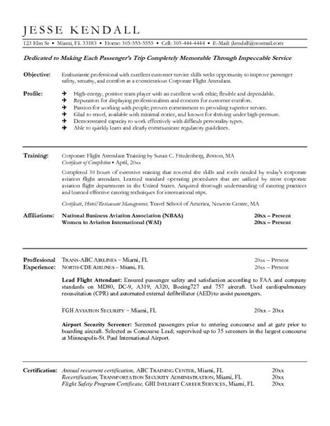 flight attendant objective resume exles flight attendant resume objectives kendall writing resume sle writing resume sle