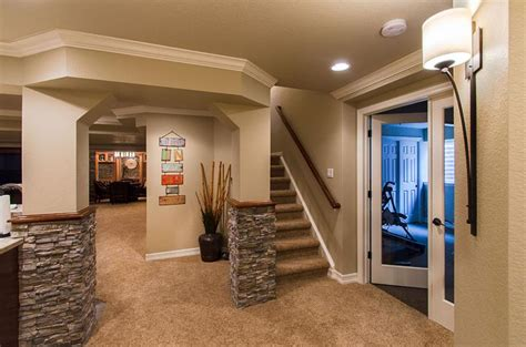 great finished basement design ideas for modern house 27 luxury finished basement designs page 2 of 5