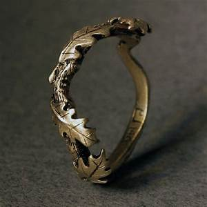 33 best rings images on pinterest wedding bands promise With nature wedding rings