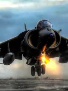 Harrier Jet Fighter Plane