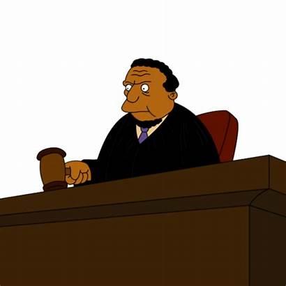 Simpson Snyder Roy Judge Simpsons Transparent Bouvier
