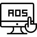 Transparent Icon Advertising Advertisement Ads Optimization Svg