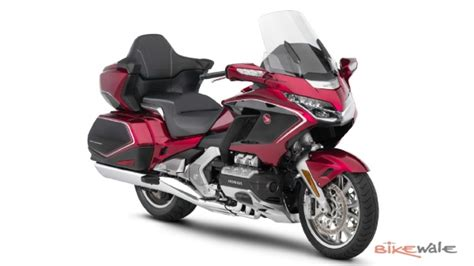 2019 honda gold wing 2019 honda gold wing tour dct photo gallery bikewale