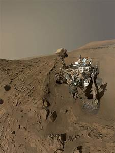 Mars Curiosity rover marks first Martian year with mission ...