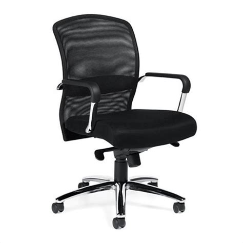 mesh back managers office chair otg11790b