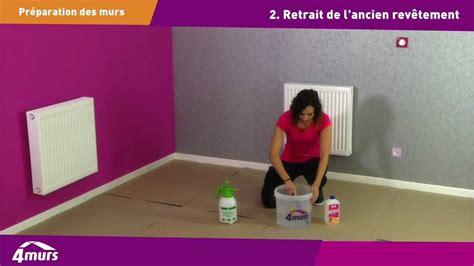 comment peindre les murs d une cuisine papier peint ou peinture comment préparer les murs