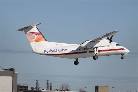 Provincial  Ee  Airlines Ee