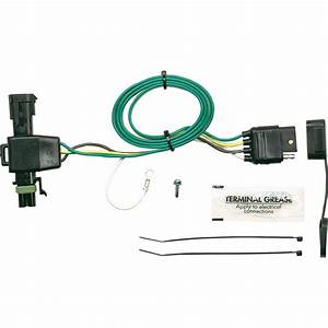 Hopkins Towing Solutions Trailer Wiring Kit  U2014 For S10  S15  Suburban 1985