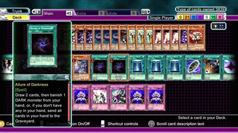 Mill Deck Yugioh 2009 by Yugioh 5d S Decade Duels Plus Macro Mill Deck Recipe
