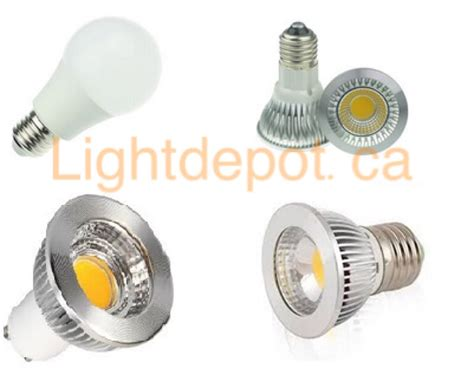 Gu10 Mr16 Led Bulbs Toronto Canada