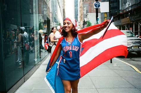 Puerto Rican Parade Girls