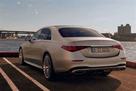 Explore vehicle features, design, information, and more ahead of the release. 2021 Mercedes-Benz S-Class debuts, features advanced tech
