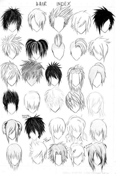 manga drawing  character