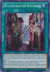 Witchcrafter, Bystreet, -, Yugipedia