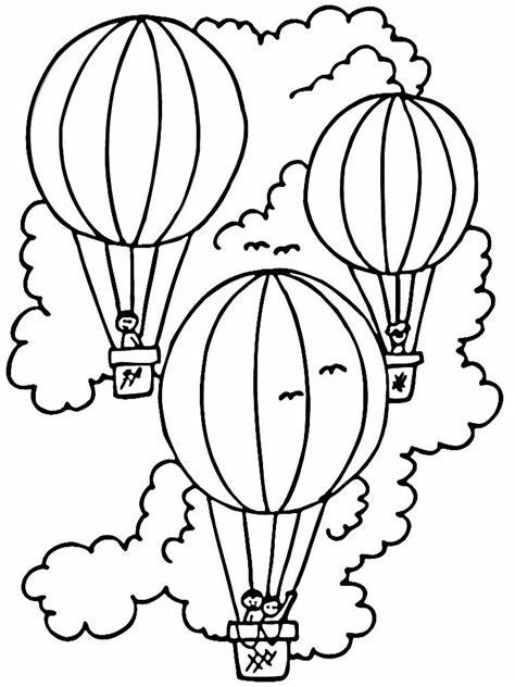 hot air balloons coloring pages   print hot air balloons coloring pages