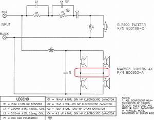 Polk Monitor 12 Schematics Question  U2014 Polk Audio