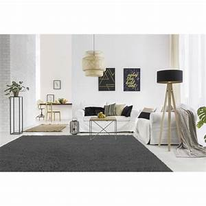 Tapis salon 200x300 achat vente tapis salon 200x300 for Tapis shaggy avec canape d angle black friday