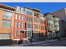 Liberty Harbor Townhomes in Jersey City The new