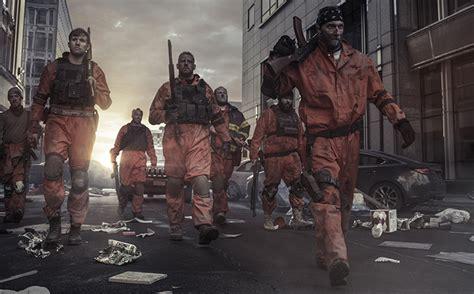 division agent origins short ubisoft film clancy tom prime amazon movie rikers vg247 gyllenhaal jake turning into game