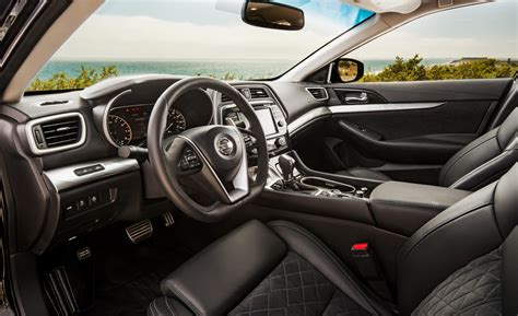 2016 Nissan Maxima Interior by 2016 Nissan Maxima Sr Review And Specs 9131 Cars