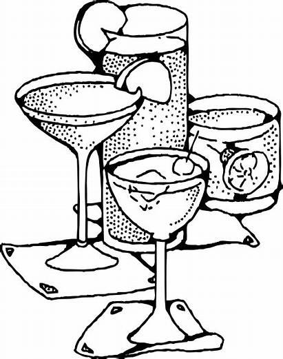 Clip Bar Drinks Vector Svg Don