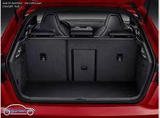 Foto Bild Audi S3 Sportback Der Kofferraum angurtende