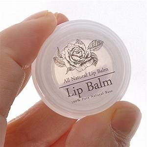 Chawoorim lip balm stickers lip balm labels lip balm for Clear lip balm labels