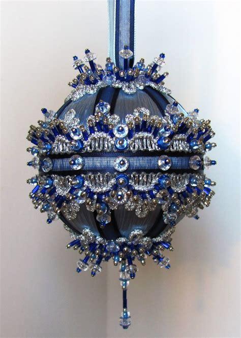beaded christmas ornament kit camelot