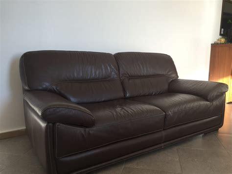 canap 233 sofa en cuir 3 places ch 226 teau d ax monacolist