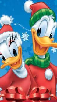 Donald and Daisy Duck Christmas