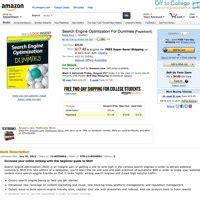 Search Engine Marketing For Dummies by Learn Seo