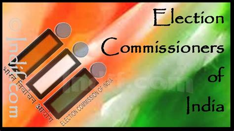 chief election commissioners  india   current