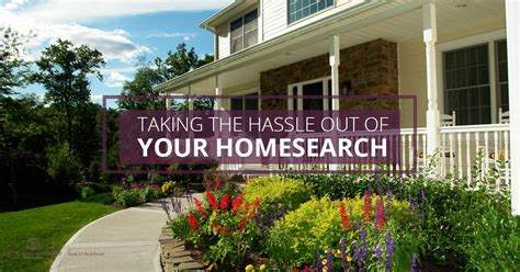 Property Search Taking The Hassle Out Of Your Homesearch