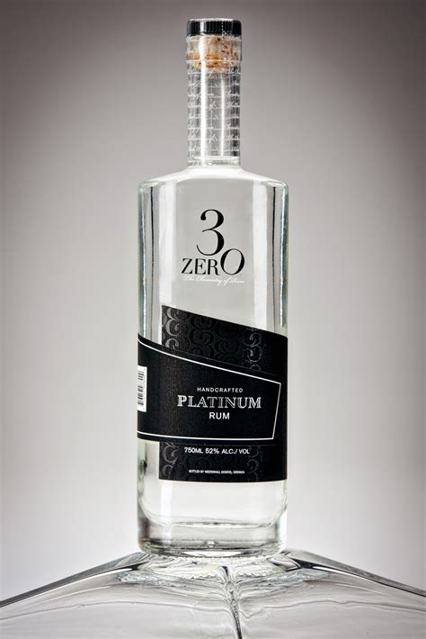 platinum rum  packaging   world creative package design gallery