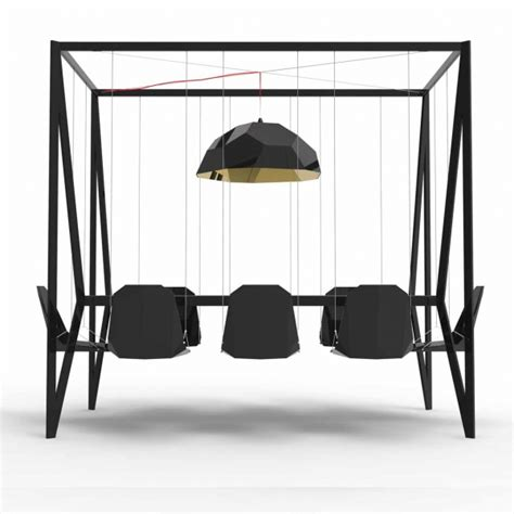 Swing Table by Swing Table By Christopher Duffy Icreatived