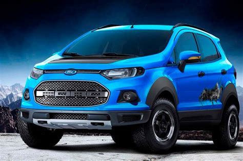 ford ecosport   works pictures