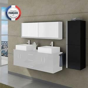 Colonne Salle De Bain Noir : colonne de rangement salle de bain ref col991n ~ Teatrodelosmanantiales.com Idées de Décoration