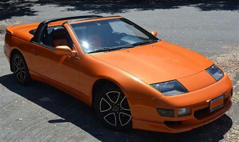 car blog  nissan zx convertible