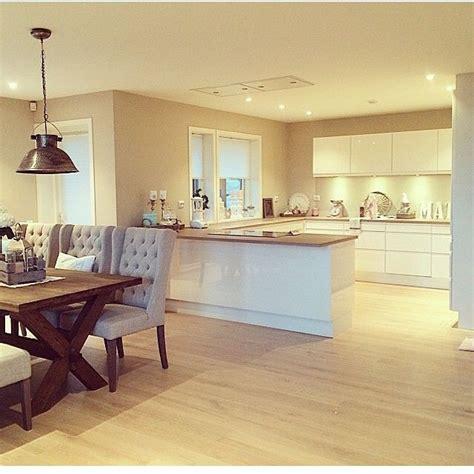 Offene Kuche Esszimmer Wohnzimmer by Instagram Analytics Living Offene K 252 Che Haus K 252 Chen