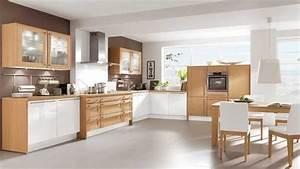 la cuisine souvre sur la salle a manger photo deco With deco cuisine avec modèle de salle À manger