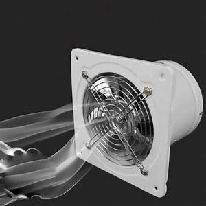 High speed blower Kitchen Pipe exhaust fan Industrial ...