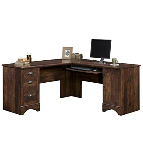 sauder camden county computer desk with hutch sauder cornerdeskstore