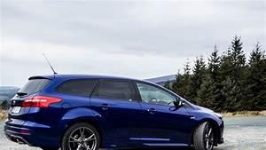Ford Focus Sw St Line : first car review 2017 ford focus st line 150ps diesel youtube ~ Medecine-chirurgie-esthetiques.com Avis de Voitures