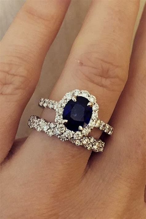 magnificent sapphire engagement rings   perfect