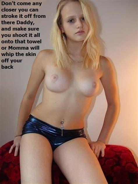 Dominant Daughters Captions A | Bondage Porn Jpg